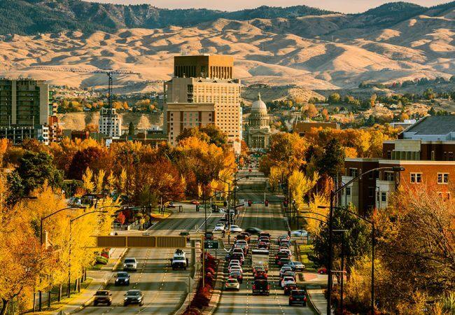 Boise VA Loans and Boise VA Loan Refinancing